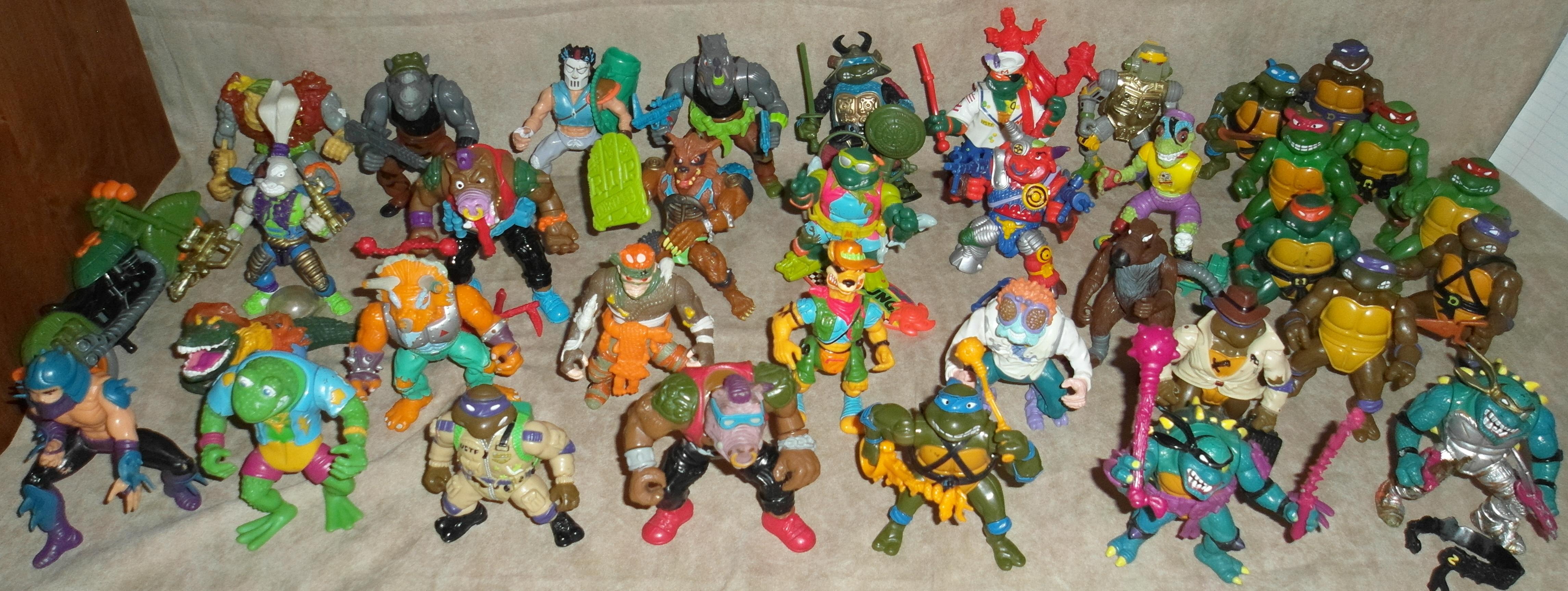 Vintage Tmnt Toys 121