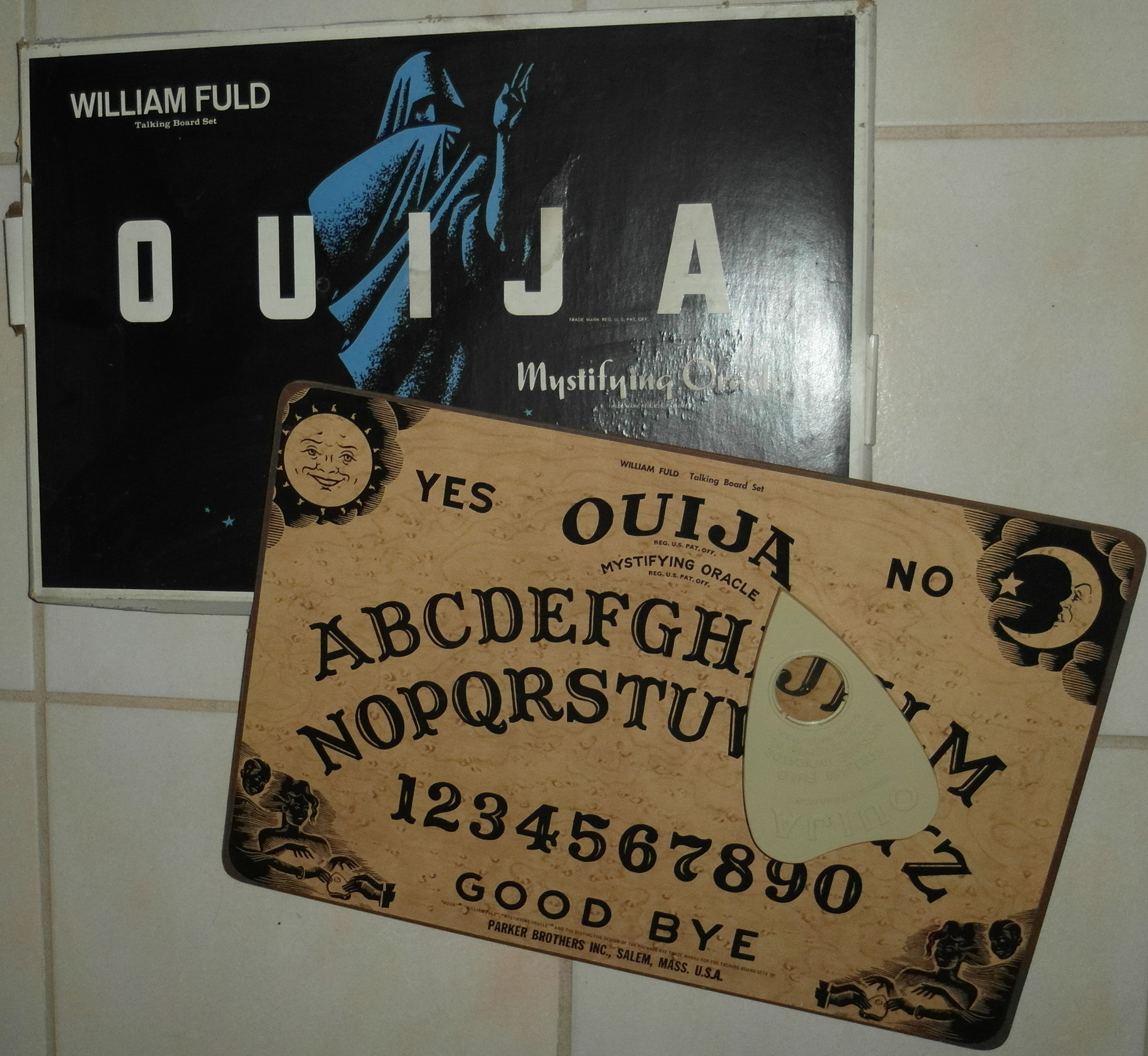 Ouija Board My Yard Sale Pick